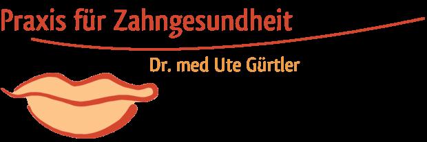 Praxis für Zahngesundheit - Dr. Ute Gürtler